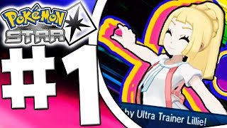 WHO MADE THIS GAME... - Pokemon Star 3DS Rom Hack (Episode 1)