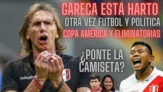 ¿SE VIENEN TIEMPOS DIFICILES?   Copa América y Eliminatorias   La selección entra en la polémica