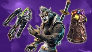 *TOP 5* Best Fortnite Limited Time Items EVER! | Fortnite LTM Events