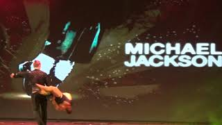 R XOS SUNGATE шоу Майкл Джексон