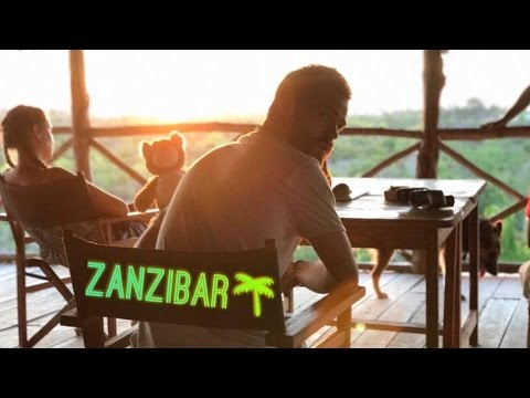 MADE IT TO ZANZIBAR🇹🇿 Africa Trip Travel Vlog 11 - Zanzibar Tanzania, Pweza Beach Bungalows