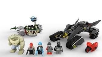 LEGO Super Heroes Batman 76055: Tappajakrokon viemäri-isku (Tuote: 859494)