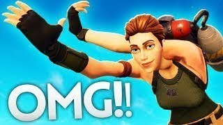 Fortnite Glitches Season 5 (NEW) BROKEN CHARACTER GLITCH!! First On Ps4 and Xbox