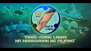 LIVE! AFP 85th Anniversary