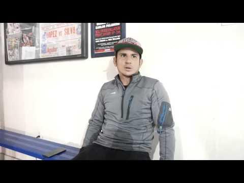 """Mauricio """"El Maestro"""" Herrera interview"""