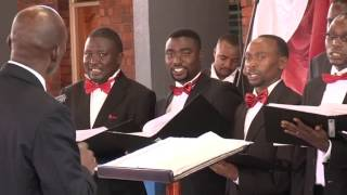 Standing in the need of prayer   St Paul Choir Mbuya