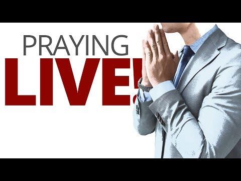 The Vortex—Praying LIVE!