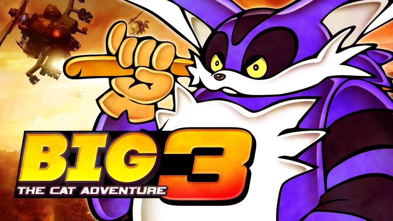 Big Cat Sonic Adventure