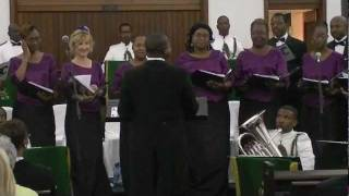 Bel Canto Singers - Opening Number - Let All the World in Every Corner Sing