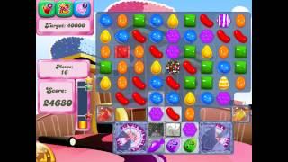 Candy Crush Saga: Level 394 (No Boosters) iPad