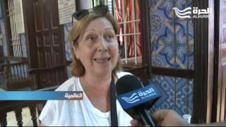 يهود من دول عدة يحيون القداس السنوي بمعبد الغريبة في جربة التونسية وسط إجراءات أمنية مشددة