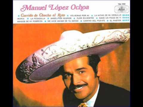 MANUEL LÓPEZ OCHOA,   Amor Perdido. (Homenaje).