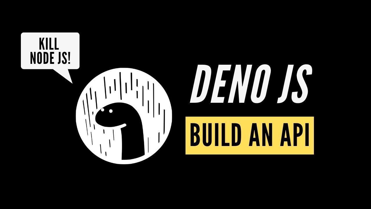 Deno JS - Intro +  Real Life Example
