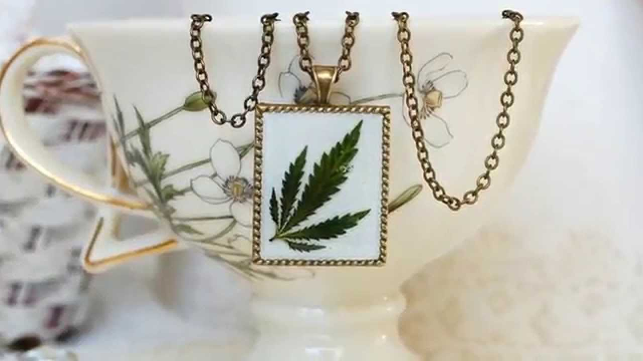 1ed41aa7ce7a95 Handmade Botanical jewelry Unique resin jewelry with real plants by  BotanicaJewelry