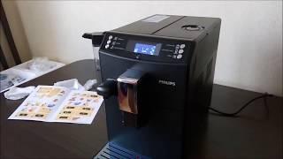 кофемашина Philips  EP3559 Обзор