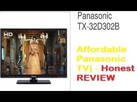 Panasonic TX-32D302B (Affordable Panasonic TV) - Honest REVIEW - Best TV 2019