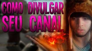 COMO DIVULGAR SEU CANAL NO CS:GO #1 thumbnail