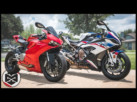 REMATCH! | 2020 BMW S1000RR Vs Ducati Panigale 899