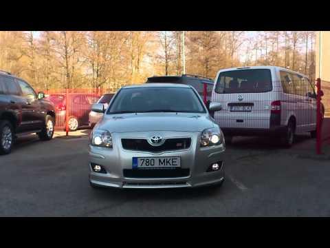 Toyota Avensis OSRAM LED Päeva- Ja Udutuled, OSLEDFOG101 (2)