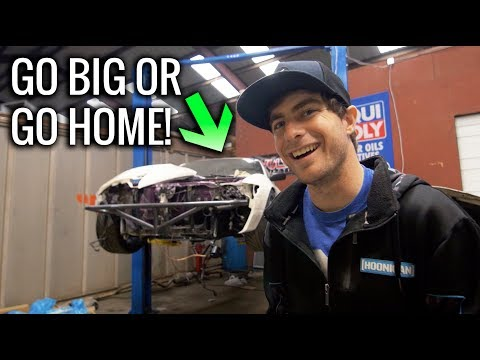 Nissan S13 240sx DRIFT COUPE PROGRESS! - Going Big On this Build