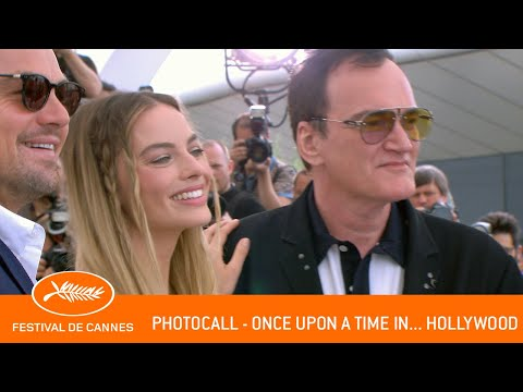 ONCE UPON A TIME... IN HOLLYWOOD - Photocall - Cannes 2019 -  EV