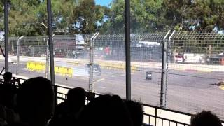 Ken Block Gymkhana Clipsal 500 Turn 9