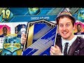THE BEST STRIKER?! FREE ULTIMATE PACK! DRAFT TO GLORY #19! FIFA 18 ULTIMATE TEAM