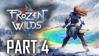 Horizon: Zero Dawn - The Frozen Wilds DLC - Let's Play - Part 4 -