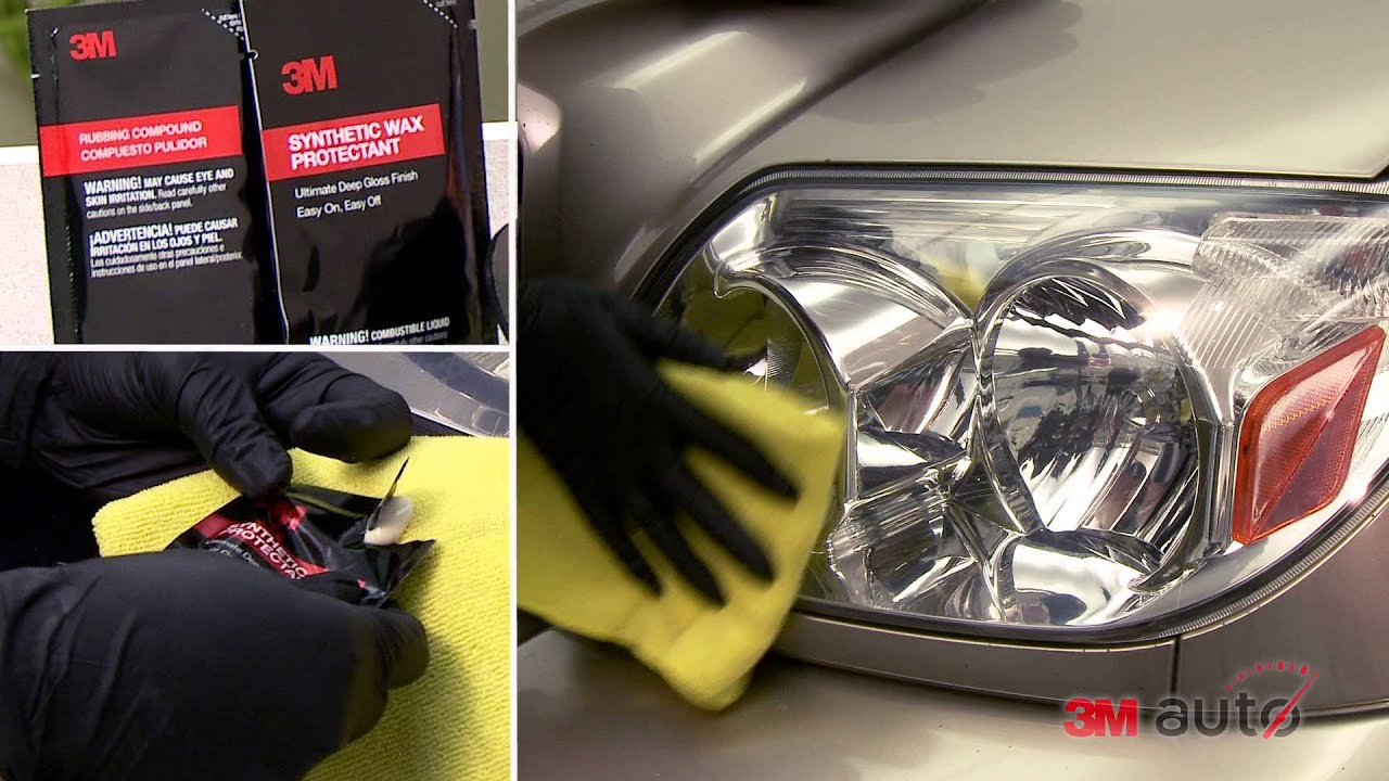 Restoring Plastic Headlight Lenses – Ultimate Guide to Detailing