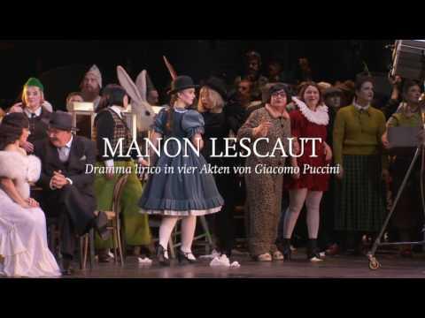 MANON LESCAUT | Oper von Giacomo Puccini | Staatsoper Berlin