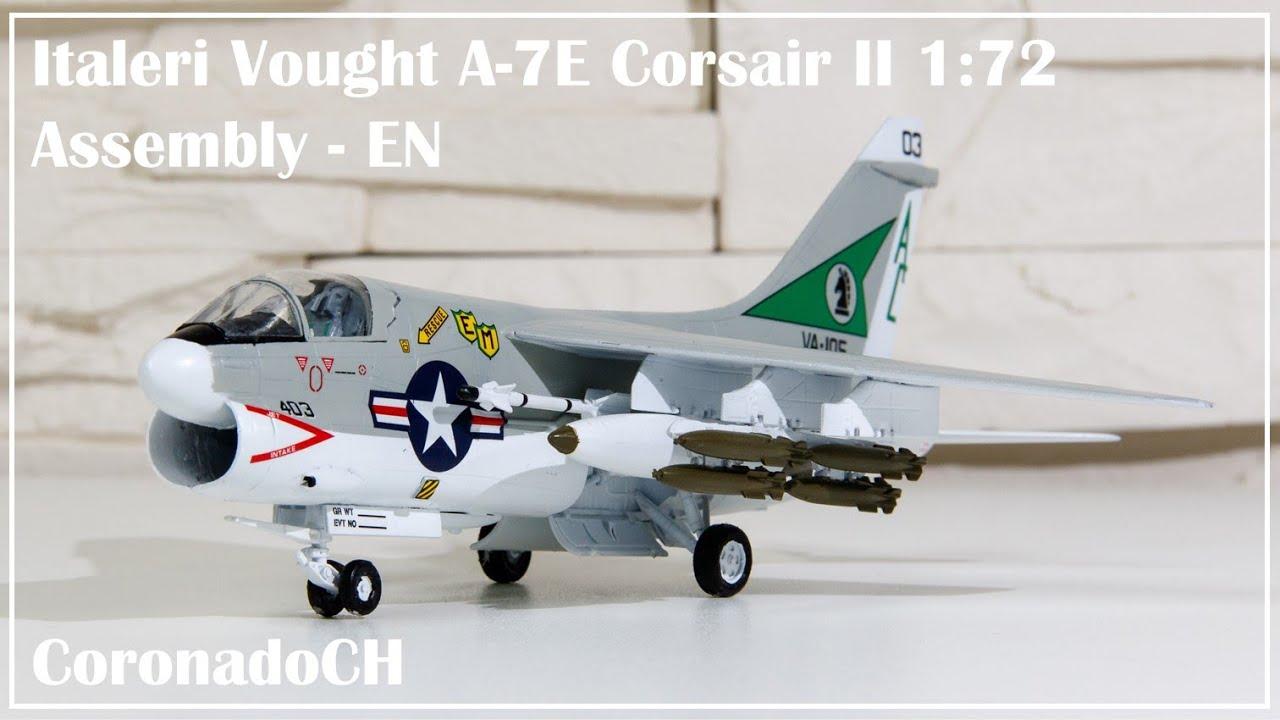 Tôt Version Aires 1//72 A-7E corsair II Cockpit Set #7147