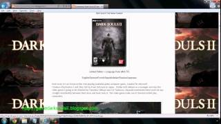 Download Dark Souls II Game Free