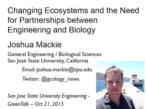 The need for partnerships between engineering and biology