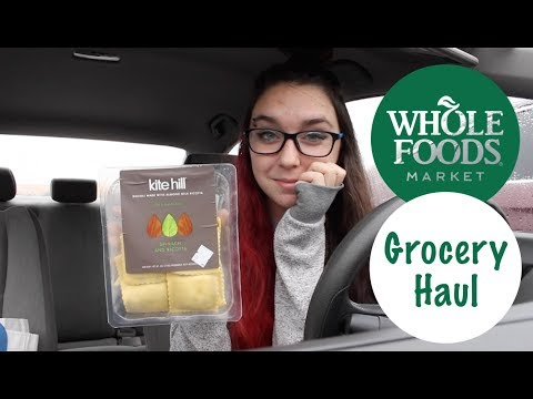 whole foods haul ❀❀ vegan