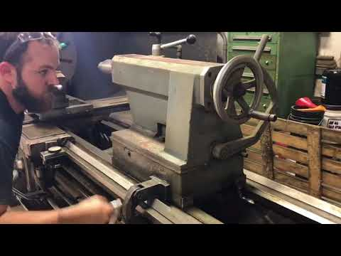 mazak manual 34 x 120 lathe youtube rh youtube com Mazak CNC Lathe Programming Mazak Warning Information