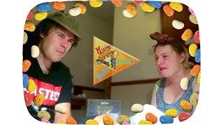 Bertie Botts Bohnen ★ Harry Potter Sweets Review