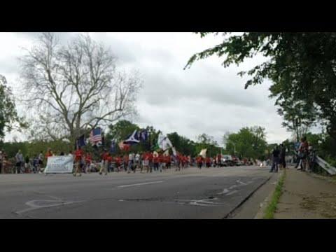 Fort Wayne Memorial Day Parade 2015