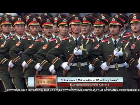 China 'aims 1,500 missiles at US military & Updates regarding the Koreas & more news!