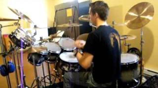 Dream Theater-Overture 1928 & Strange Deja Vu-Drum Cover