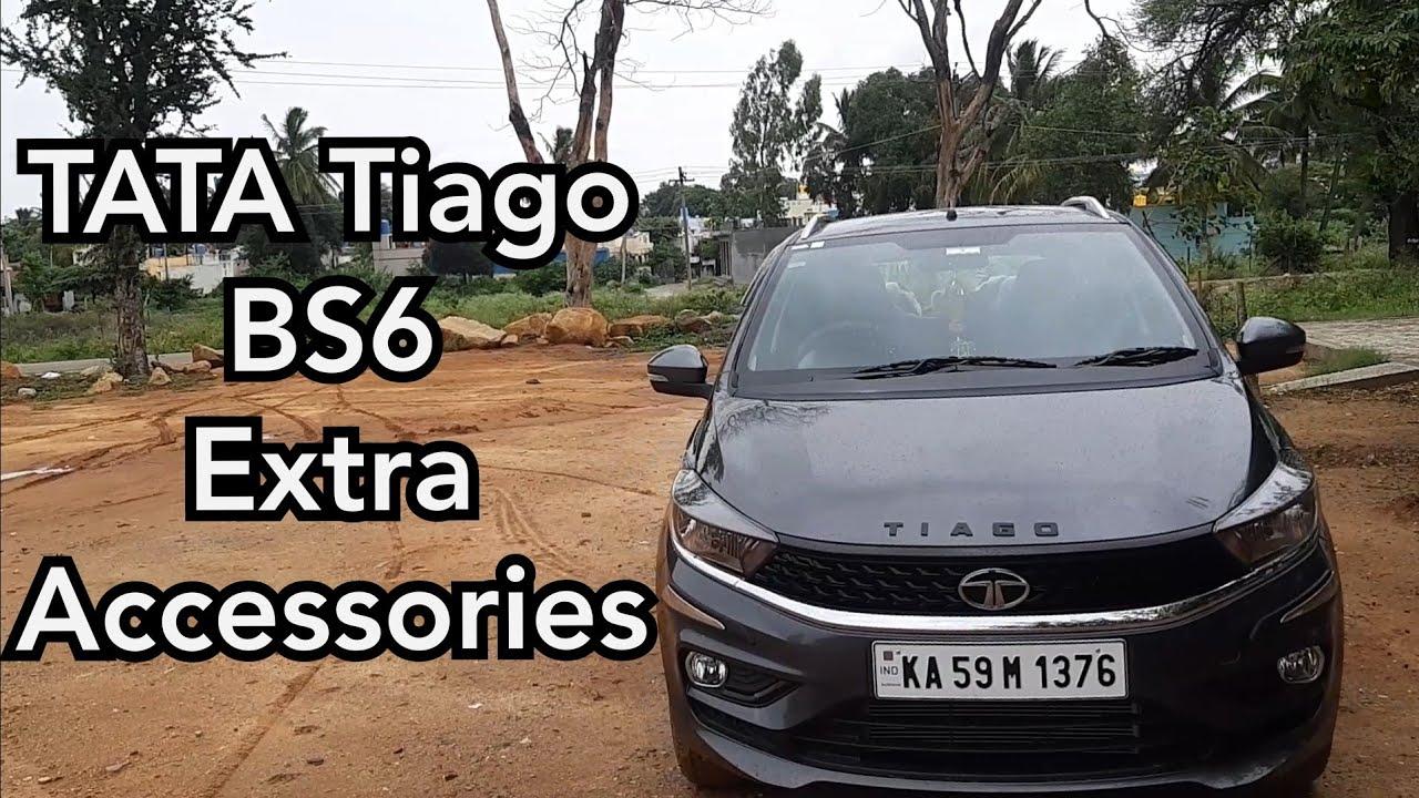 TATA TIAGO BS6 EXTRA ACCESSORIES | TATA | Tiago | BS6 | Tata Motors