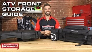ATV Front Storage Guide | Rocky Mountain ATV/MC