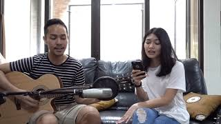 Hati - Ben Sihombing & Cindercella. Cover by Andre Satria & Afikhairunisa