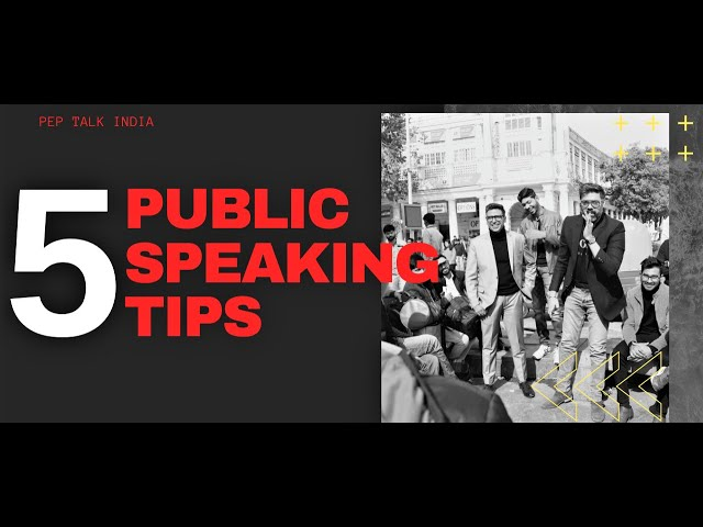 How a Stammerer Turned Himself into One of the Best Orators Of History - 5 PUBLIC SPEAKING LESSONS