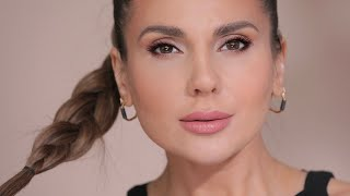 EVERYDAY MAKEUP LOOK TO ACCENTUATE THE EYES  | ALI ANDREEA