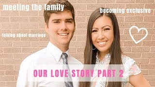 Mormon Dating Advice - Our Love Story Part 2
