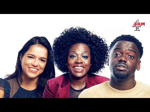 Viola Davis, Daniel Kaluuya, Michelle Rodriguez & Steve McQueen On Widows | Film4 Interview Special