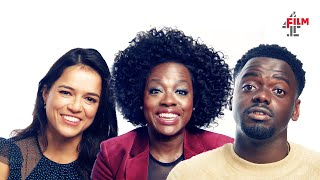 Viola Davis, Daniel Kaluuya, Michelle Rodriguez & Steve McQueen on Widows | Film4 Interview Special