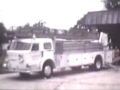 Fire Station Visits Early 1970