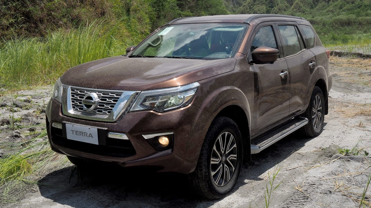 2019 Nissan Terra SUV Driving Experience
