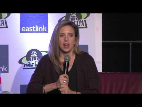 Hal-Con 2015 - Emily Perkins Q&A